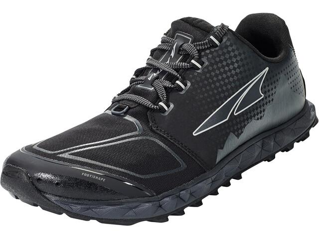 Altra Superior 4.5 Zapatillas Running Hombre, negro